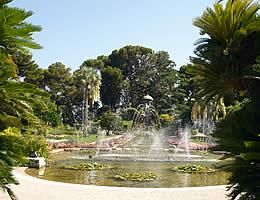 französische Gärten, Gärten Ephrussi de Rothschild